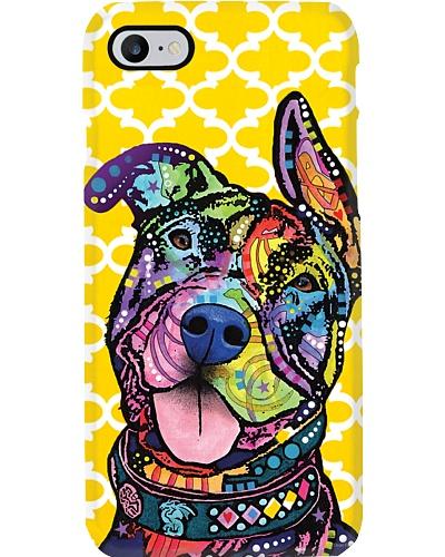 Happy Pitbull Phone Case M09T9