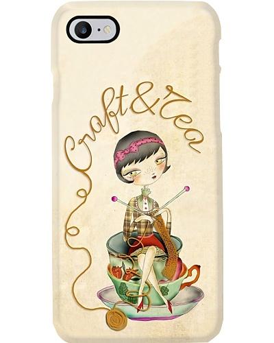 Craft And Tea Phone Case D19T9