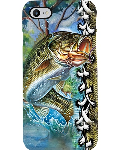 Bass Fishing Phone Case CH03
