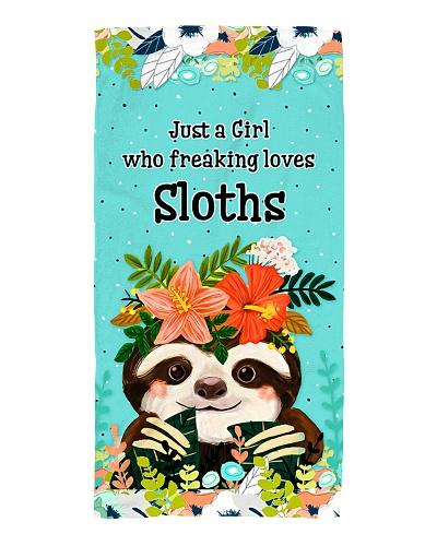 Sloth Girl H22N8