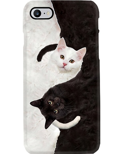 Black And White Phone Case YND5