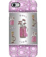 Golf Silver Phone Case YSC6 Phone Case i-phone-8-case