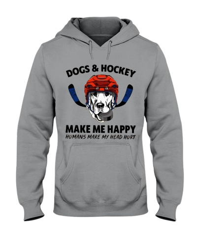 Dogs and Hockey make me happy PH88
