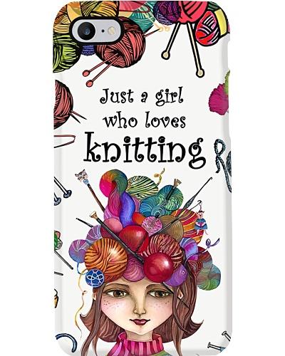 Love Knitting Phone Case D19T9