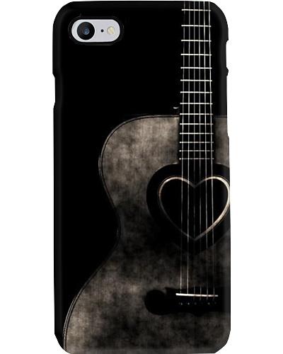 Guitar Heart Phone Case YLT6