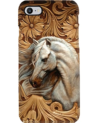 Horse And Flower Phone Case YTP0