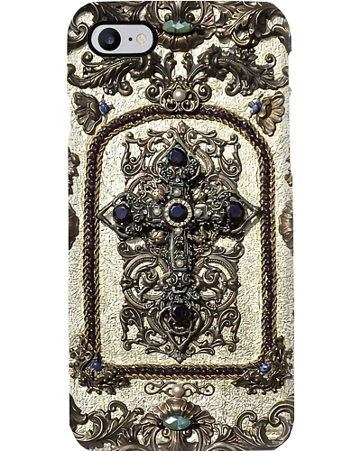 Cross Gem Phone Case HU29