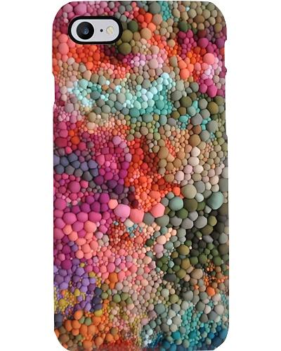 Fabric Bubble Phone Case YLT8