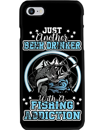 Fishing Addiction Phone Case YVY9