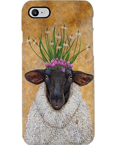 Sheep Lady Phone Case D19T9