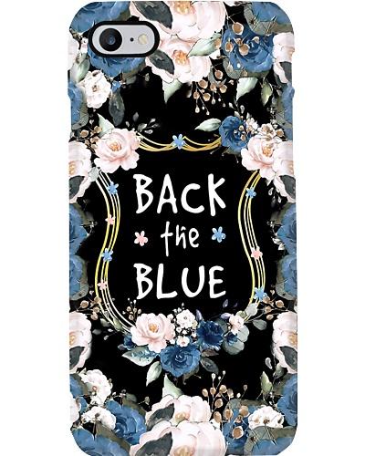 Back The Blue V2 Phone Case YHN2
