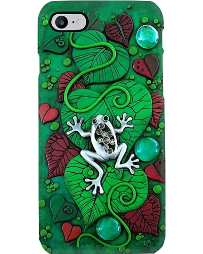 Frog Phone Case YHN2