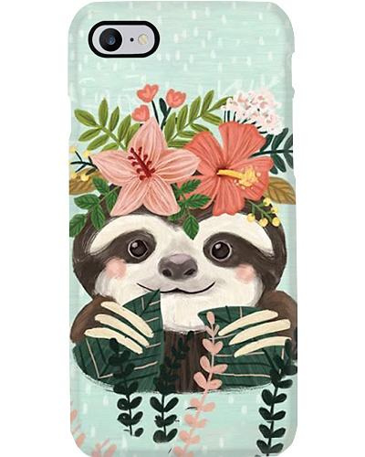 Sloth Phone Case M09T9