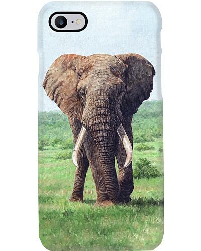 Natural Elephant Phone Case LA99