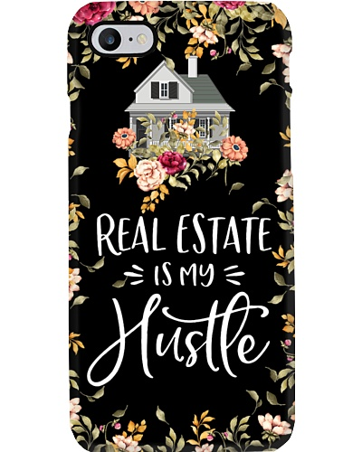 Real Estate Is My Hustle Phone Case QE25
