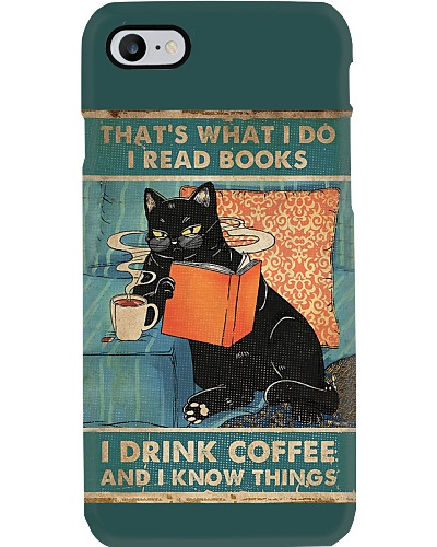 That Is What I Do Cat Phone Case YVY9