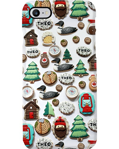 Camping Collection Phone Case YTB5