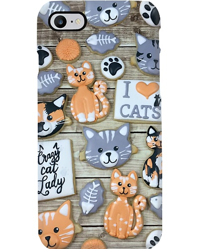 Cat Collection Phone Case YHP1