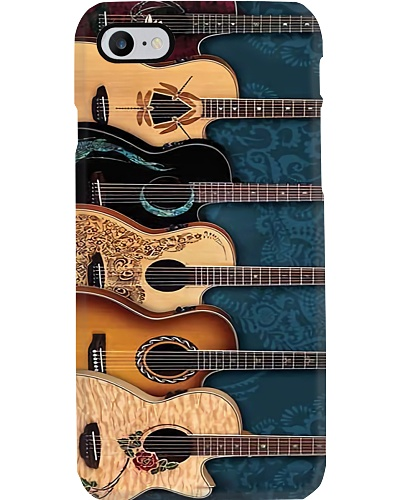 Guitar Collection Phone Case H25P3