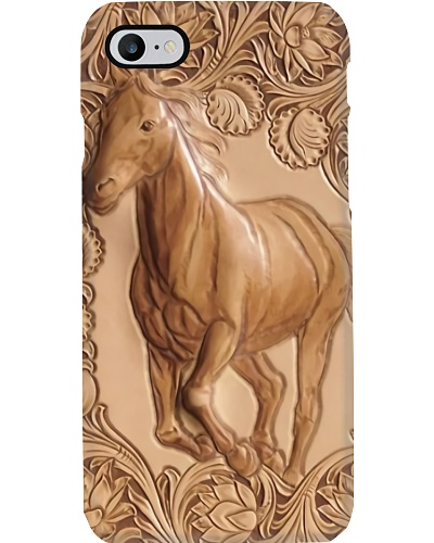 Horse Leather Phone Case YPA9