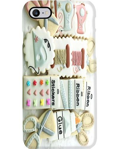 Sewing Phone Case YHA1