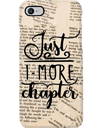 Just One More Chapter Phone Case N31D1