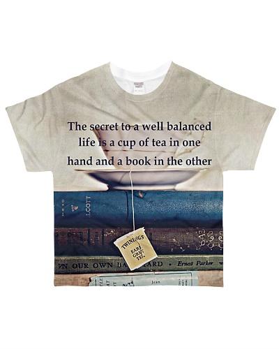 Secret To A Well Balanced Life YHG6