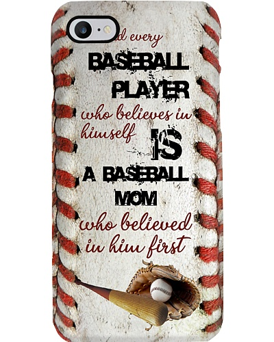 Behind Every Baseball Player Phone Case YHT7