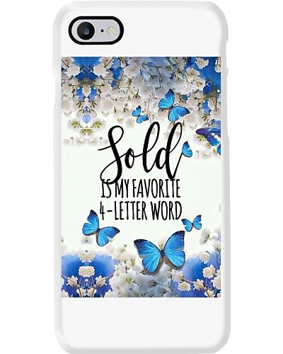 Sold Is My Favorite 4Letter Word V14D3