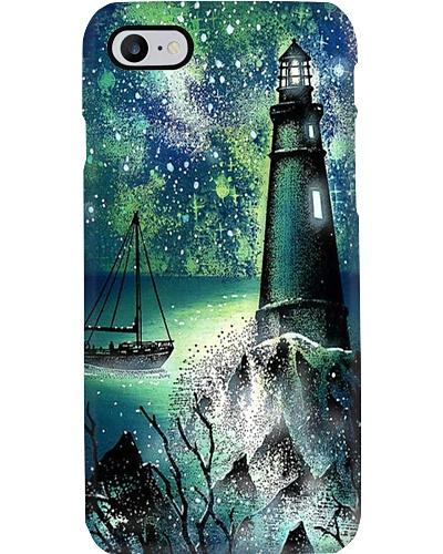 Lighthouse At Night NQN3