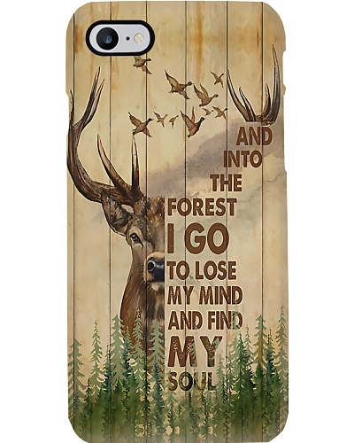 Into The Forest Phone Case YTP0