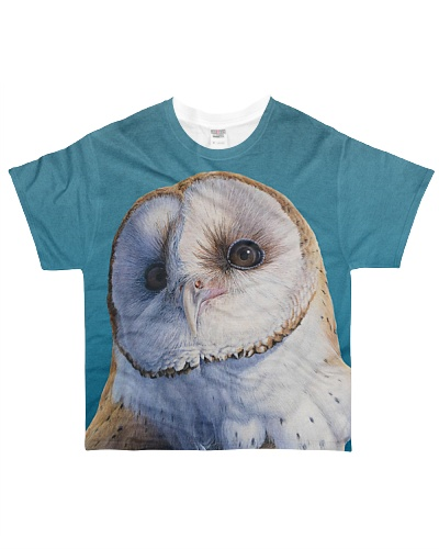 Cute Barn Owl YHN3