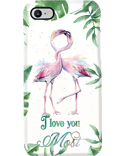Love You More Than Ever Phone Case YCA1