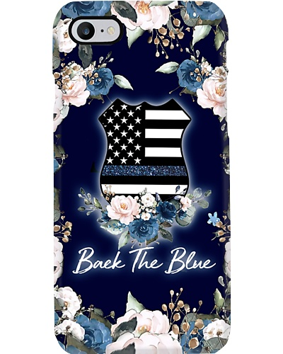Back The Blue Phone Case NO96