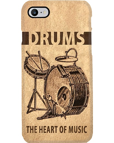 Heart Of Music Phone Case CH03