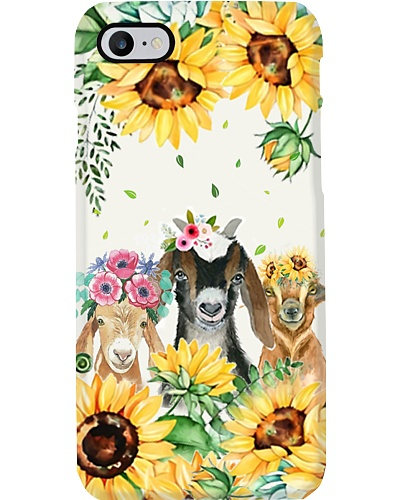 Lovely Baby Goats Phone Case YLD9