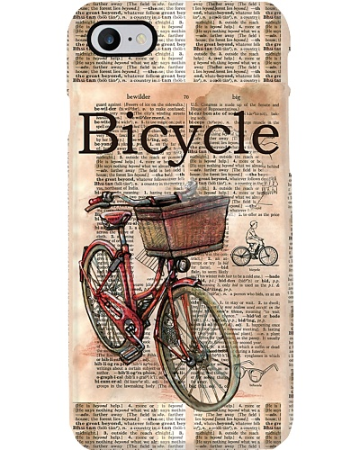 Bicycle Phone Case Q22A2