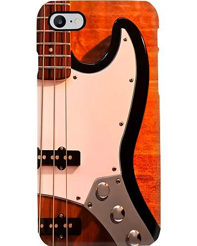 Bass Guitar Phone Case YPM0