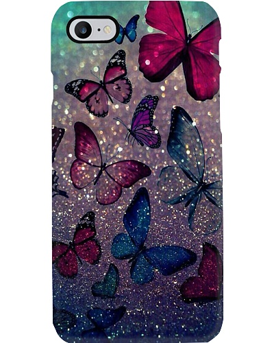Twinkle Butterflies Phone Case YHA1