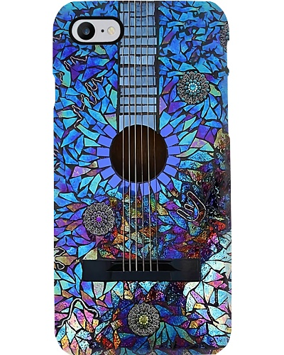 Glass Guitar Phone Case YND5