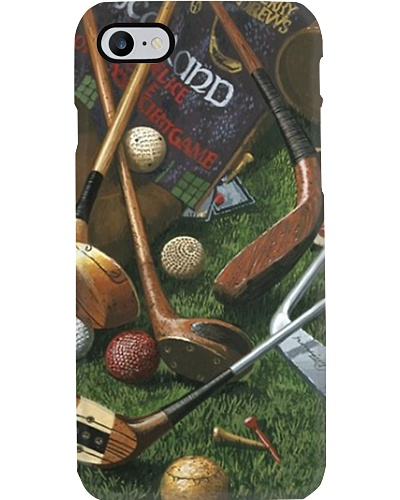 Golf Antique Phone Case H25P3