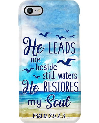 Psalm 23 Phone Case YLP8