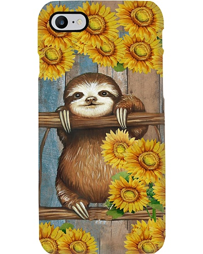 Sloth Sunflower T69T9