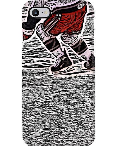The Hockey Player Phone Case LA99