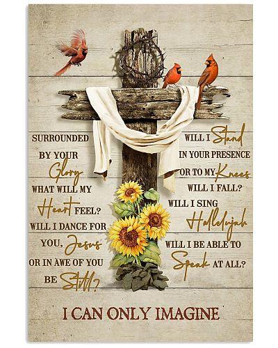 Love God Vertical Poster YTV5