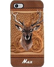 Whitetail Study HG23 Phone Case i-phone-8-case