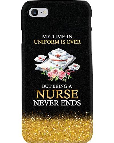 Retired Nurse Phone Case YNA4