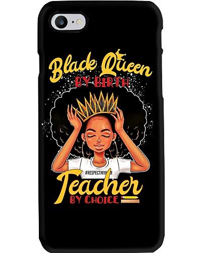Teacher By Choice Phone Case YTP0