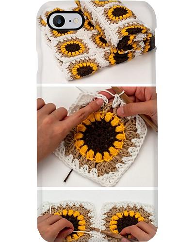 Sunflower Pattern Phone Case HU29