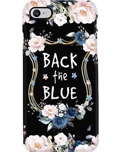 Back The Blue Phone Case YNN5